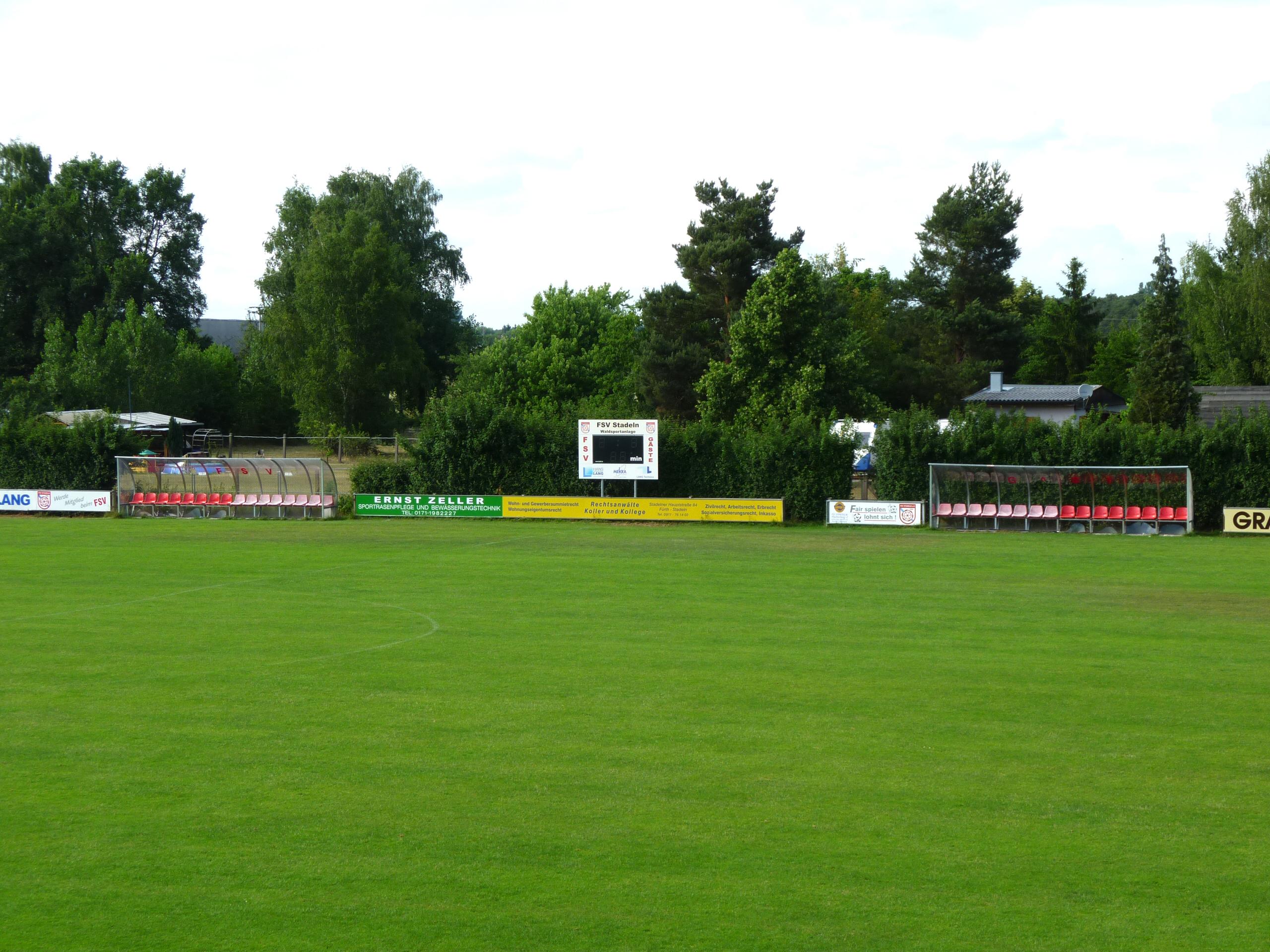 Verein – Waldsportanlage – FSV Stadeln e.V.