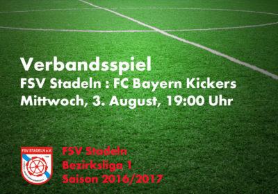 Bayern Kickers.V