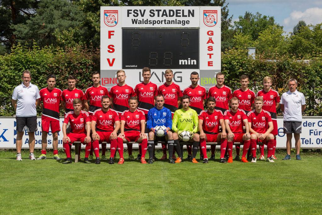 FSV Stadeln II, 2016